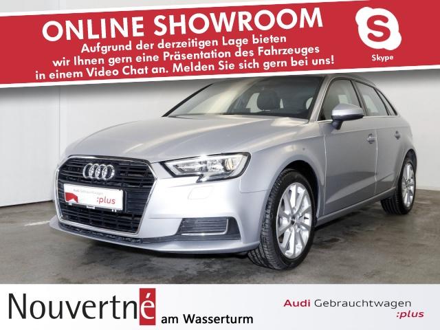 Audi A3 Sportback 1.0 TFSI DAB Navi, Jahr 2019, Benzin