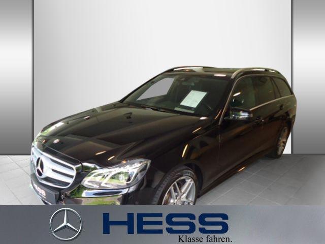 Mercedes-Benz E 250 CDI 4M T AMG+Avantgarde+Burmester+Comand, Jahr 2013, Diesel