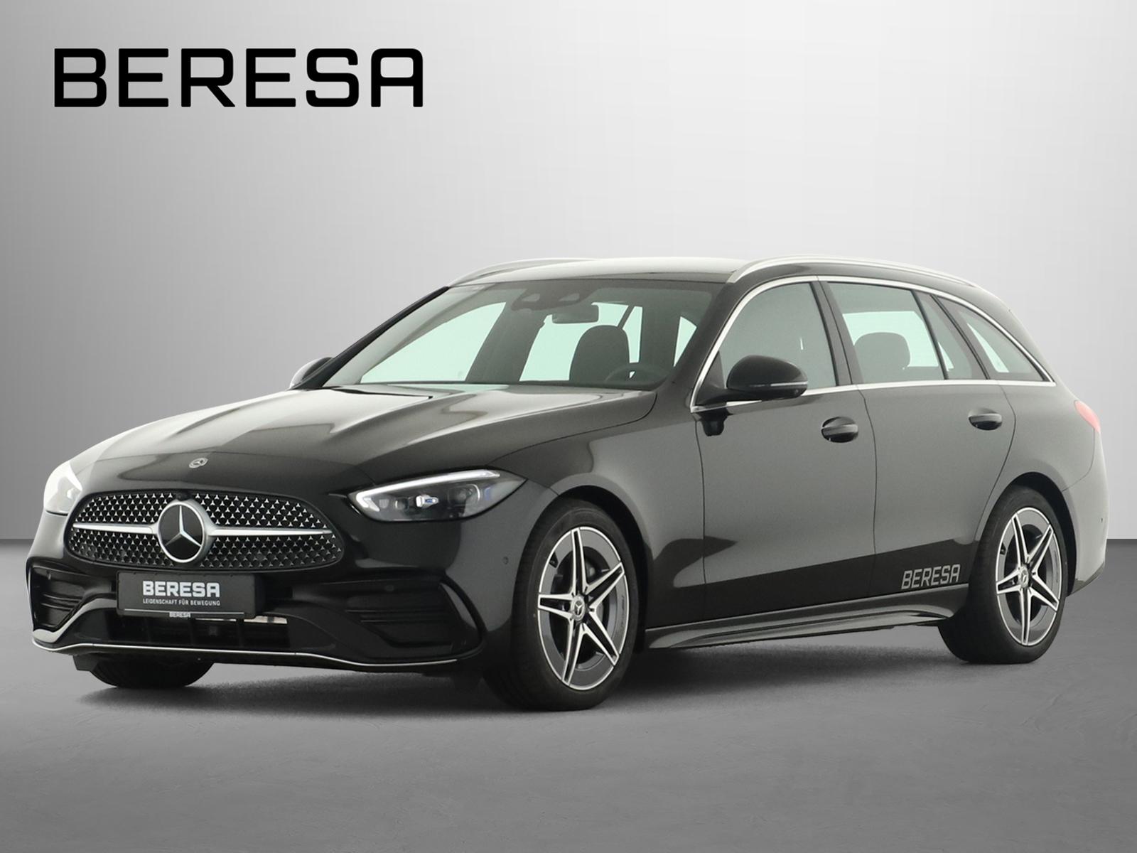 Mercedes-Benz C 300 d T AMG Burmester Fahrassist. Pano.-Dach, Jahr 2021, Diesel