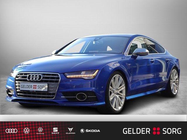 Audi S7 Sportback 4.0 TFSI quattro s ASG*Matrix-LED*MMINavi+*Standheizung*AdaptiveAirSuspension*DAB, Jahr 2017, Benzin