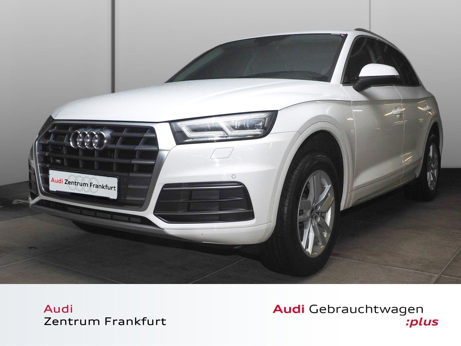 Audi Q5 2.0 TFSI Sport quattro S tronic Navi Pano Alcantara LED PDC VC, Jahr 2018, Benzin