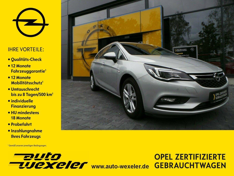 Opel Astra K ST Dynamic 1.4,Navi,DAB+,Sitzheiz.,PDC, Jahr 2016, Benzin