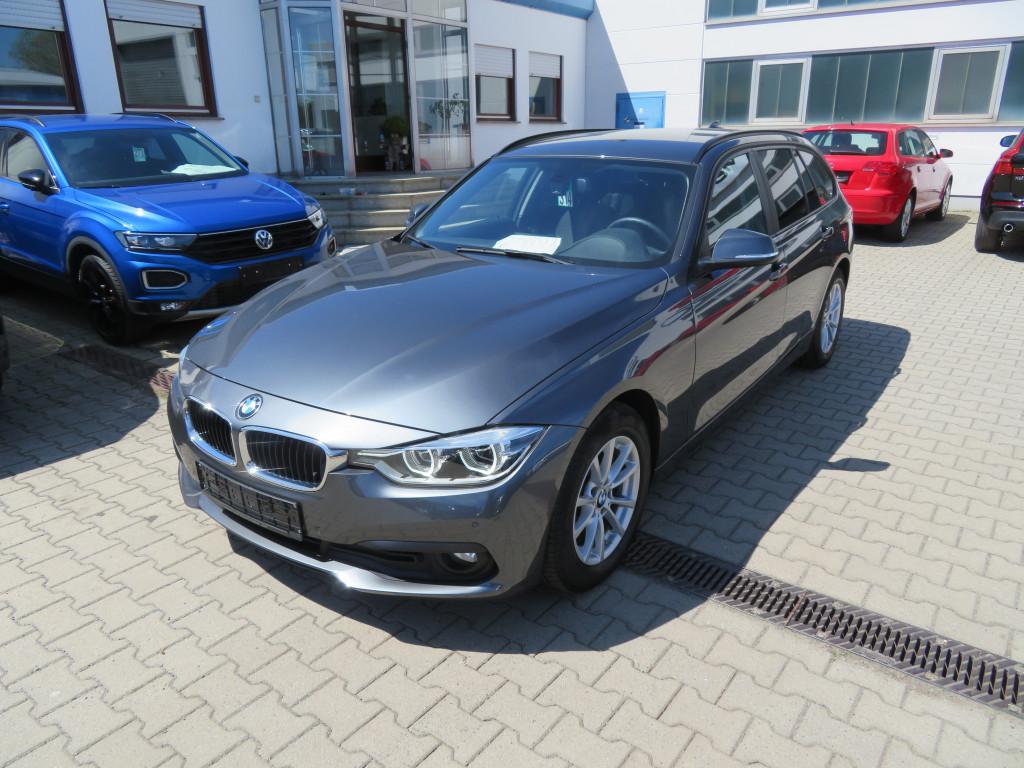 BMW 318 d Touring Advantage*Navi*LED*PDC*Tempomat*, Jahr 2017, Diesel
