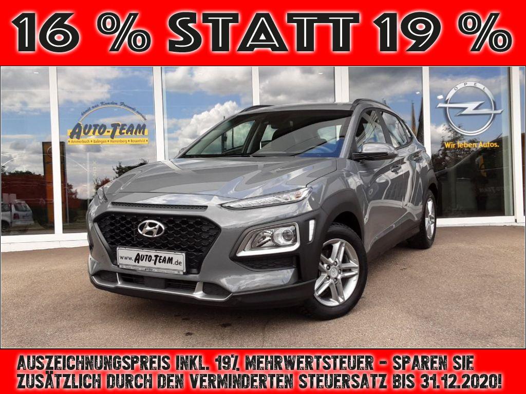 Hyundai Kona 1.0 T-GDI Trend, Jahr 2019, Benzin