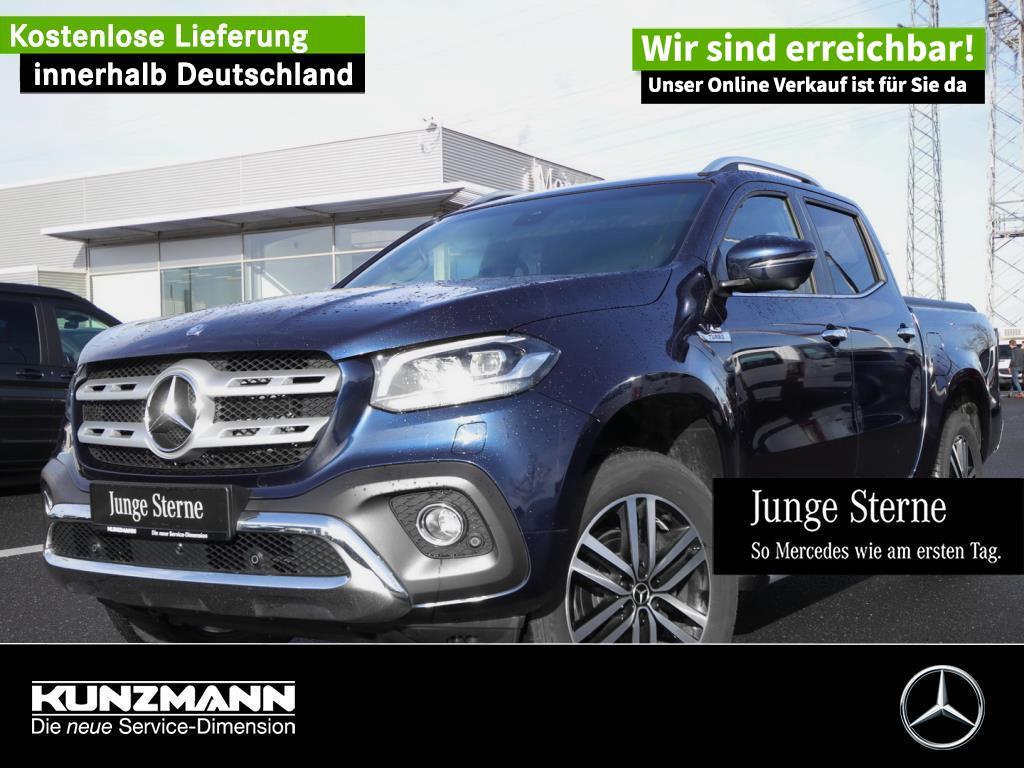 Mercedes-Benz X 350 d 4M POWER EDITION Comand LED 360° Kamera, Jahr 2019, Diesel