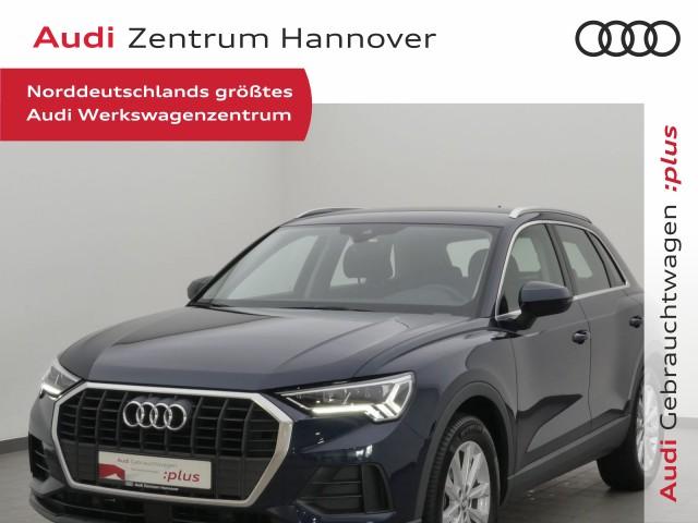 Audi Q3 35 TFSI LED, virtual, AHK, Navi, DAB, Jahr 2019, Benzin