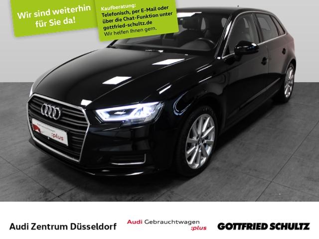 Audi A3 Sportback design 2.0 TDI S-tronic Design, Jahr 2017, Diesel