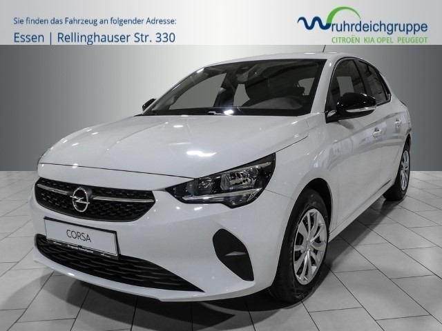 Opel Corsa F Edition 1.2 Kamera Klima PDC Multimedia, Jahr 2020, Benzin