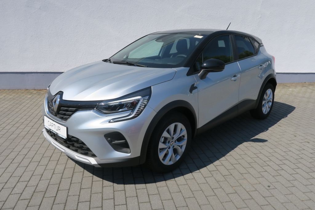 Renault Captur TCe 140 EDC GPF ZEN, Jahr 2021, Benzin