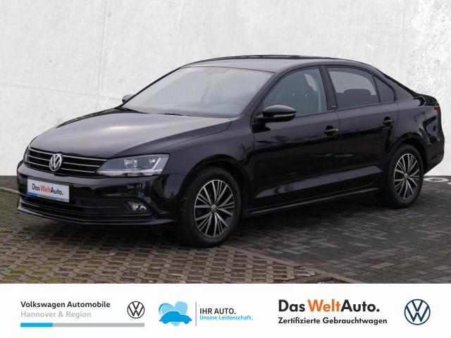 Volkswagen Jetta 2.0 TDI DPF Allstar Navi GRA PDC Klima Sitzheizung, Jahr 2016, Diesel