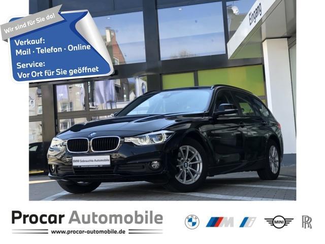 BMW 318d Touring Aut. Navi Shz LED PDC Klimaaut., Jahr 2017, Diesel