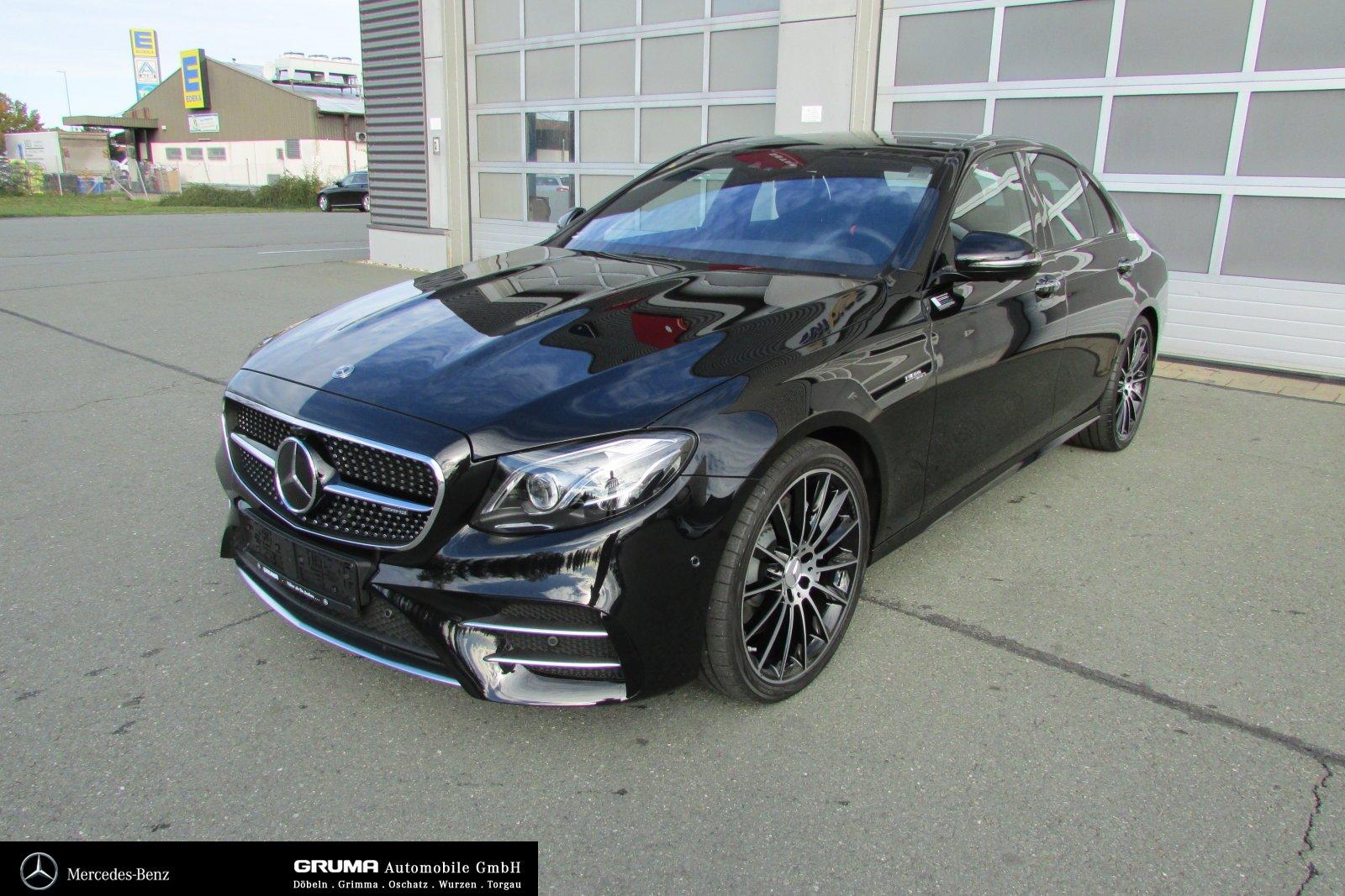 Mercedes-Benz Mercedes-AMG E 53 4M+ +DRIVERSPACKAGE+AHZV+PANO*, Jahr 2019, Benzin