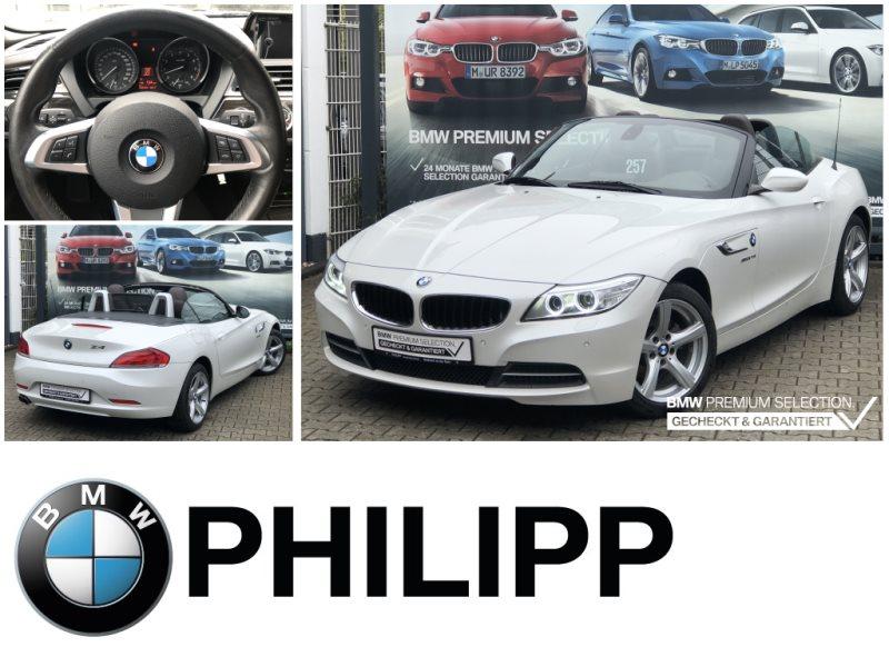 BMW Z4 sDrive20i Sportsitze PDC HiFi Shz Navi Prof. Tempomat, Jahr 2014, Benzin