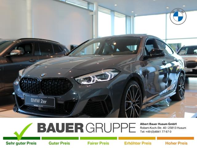 BMW M235i xDrive Gran Coupe EU6d-T Park-Assistent Leder LED Navi Keyless Kurvenlicht e-Sitze, Jahr 2020, Benzin