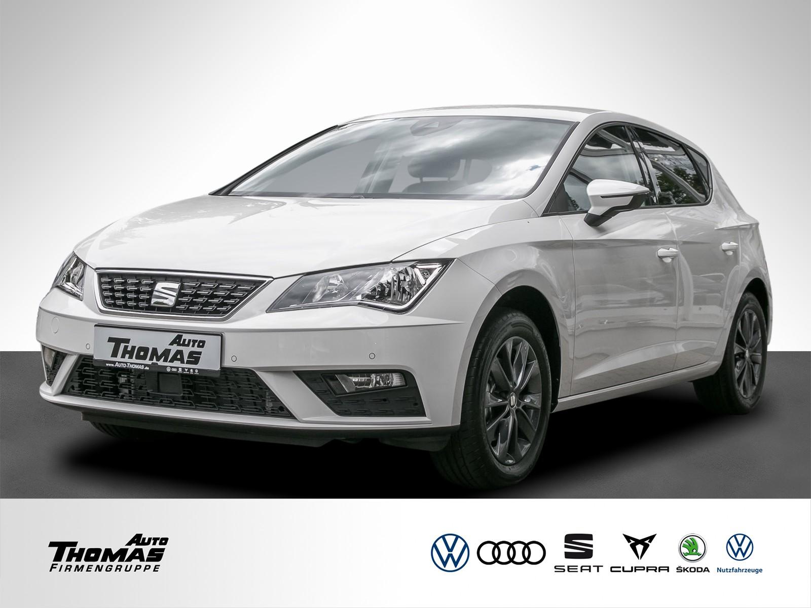 Seat Leon Style 1.5 TSI 130 PS 6-Gang FULL LINK + MEDIA, Jahr 2020, Benzin