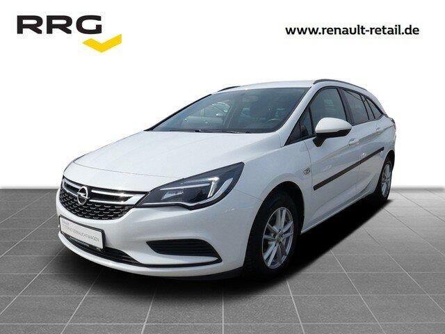 Opel Astra K 1.6 CDTI ST Edition 0,99% Finanzierung!!, Jahr 2016, Diesel