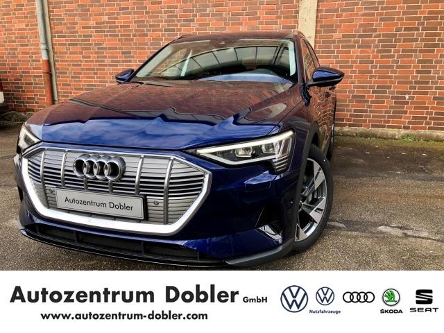 """Audi e-tron 50 ACC,Rü-Kamera,DAB,LED,20"""",Luftfeder, Jahr 2020, electric"""