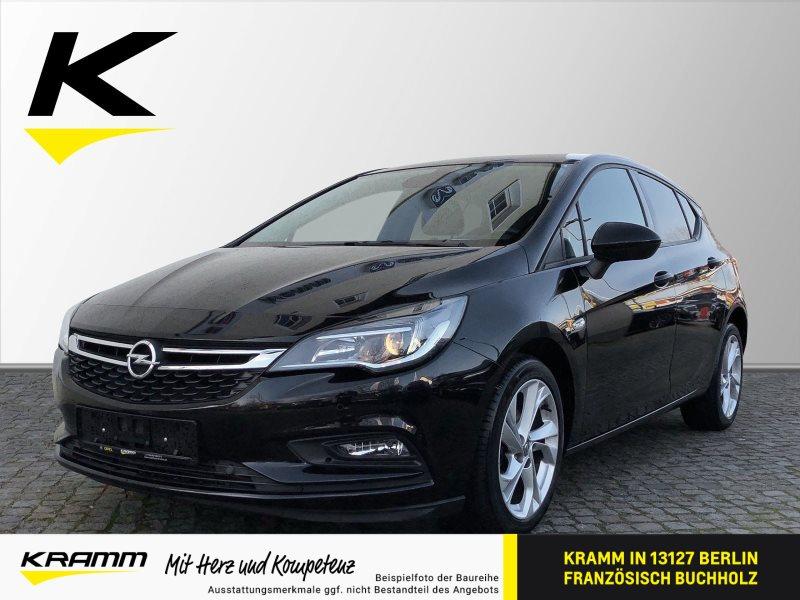 Opel Astra ON 1.4 Navi RFK PDC vorn Shz. Tempomat BT, Jahr 2017, Benzin