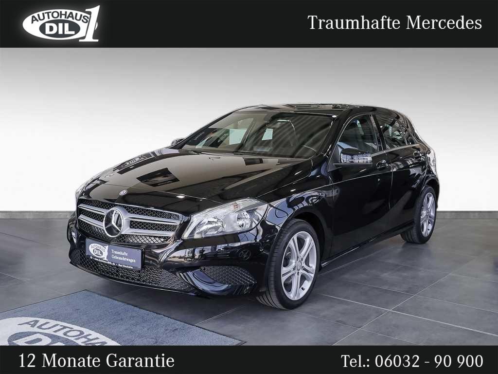 Mercedes-Benz A 180 CDI Urban-/Progressive-Paket, Jahr 2013, Diesel