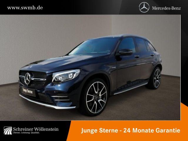 Mercedes-Benz GLC 43 4M AMG *Airmatic*KeyGo*Comand*360°*Distr., Jahr 2017, Benzin