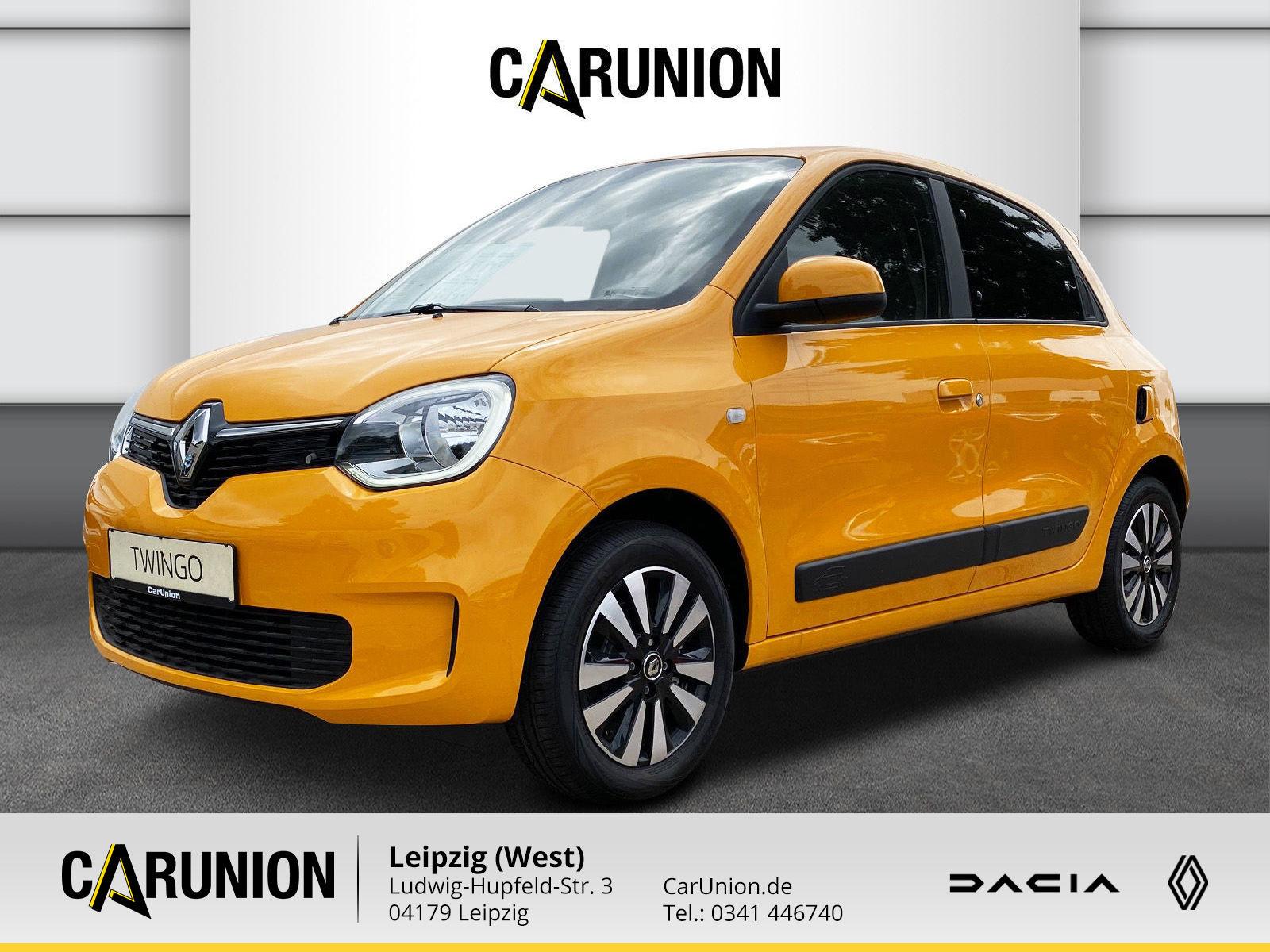 Renault Twingo LIMITED SCe 65 Start & Stop, Jahr 2021, Benzin