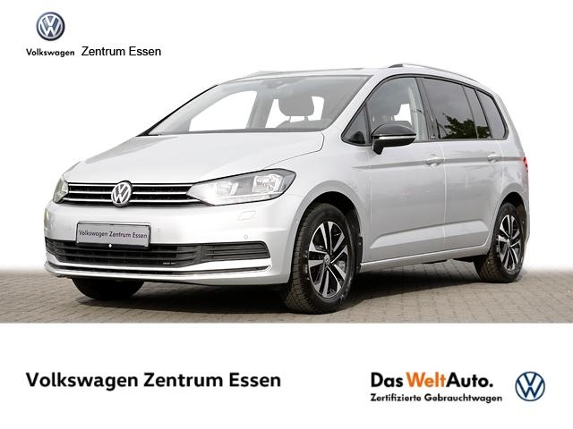 Volkswagen Touran IQ DRIVE 1.5 TSI DSG 7-Sitzer Navi ACC Alu16, Jahr 2019, Benzin