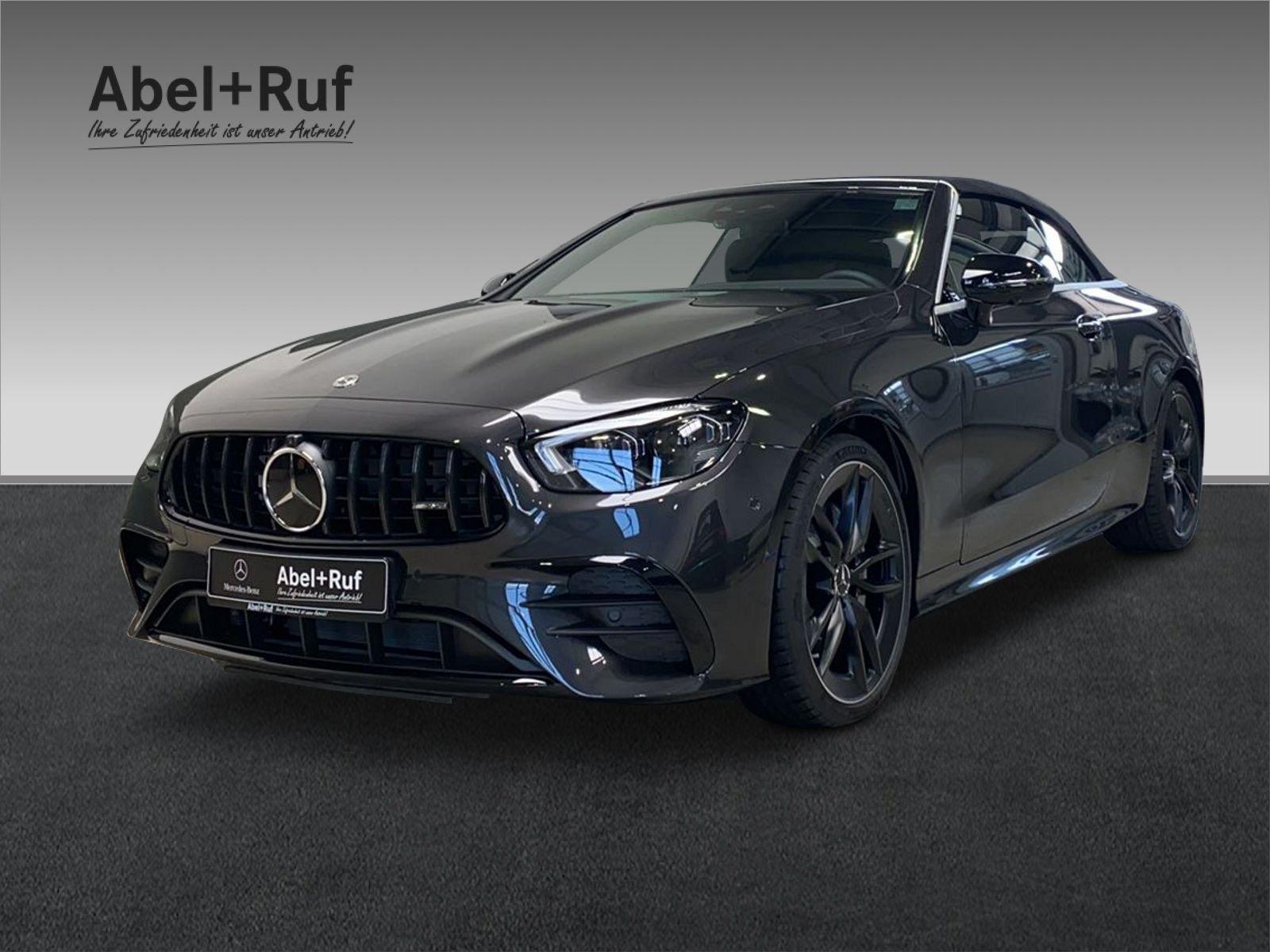 Mercedes-Benz Mercedes-AMG E 53 4M Cab+AMG-DRIVERS-P+AMG-ABGAS, Jahr 2021, Benzin