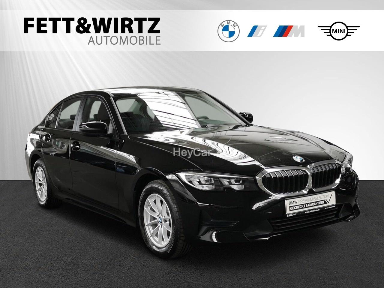 BMW 320d Adv. AHK LC+ HiFi SHZ Business Klima, Jahr 2019, Diesel