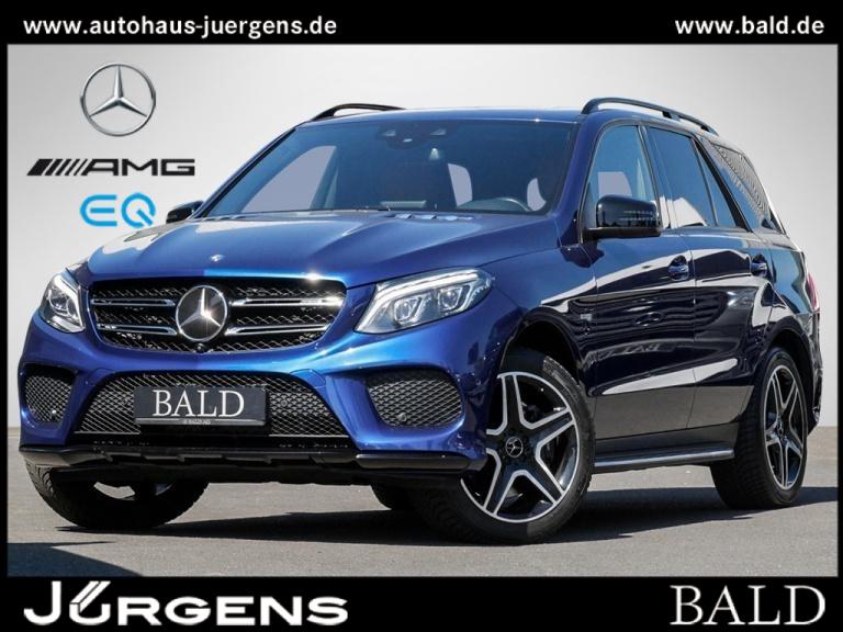 Mercedes-Benz GLE 43 AMG 4M Comand/ILS/SHD/360/Airm/Night/20', Jahr 2016, Benzin