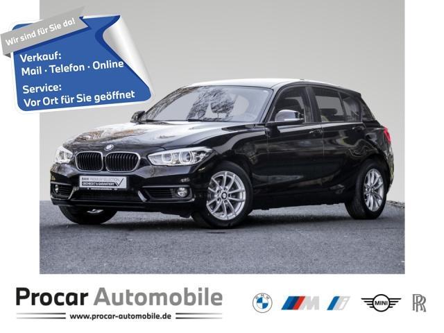 BMW 118d Advantage Aut. Navi LED HiFi Business, Jahr 2018, Diesel