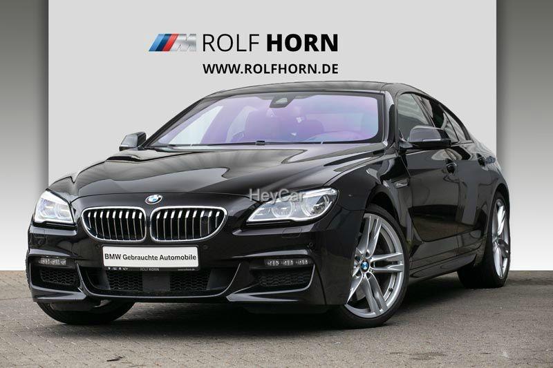 BMW 650 Gran Coupe xDrive M Sportpaket LED B&O RKam, Jahr 2015, Benzin