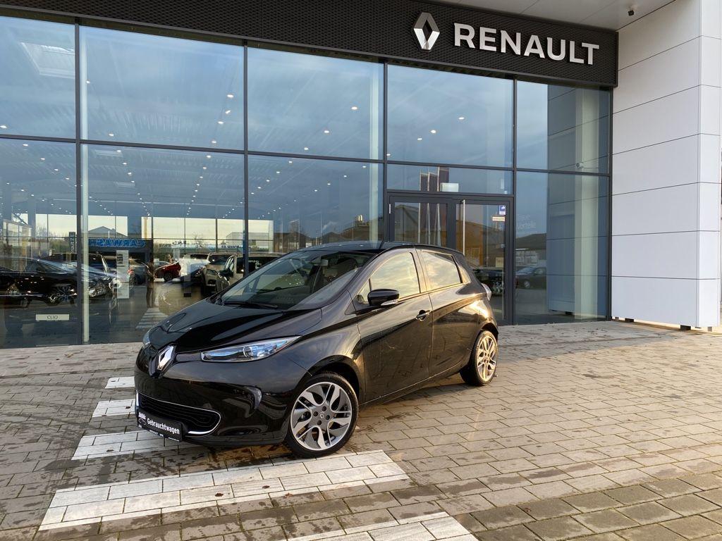 Renault ZOE Intens (mit MIETBATTERIE) 22 kwh NAVI SHZ, Jahr 2017, Elektro