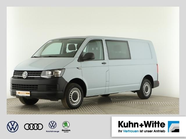 Volkswagen T6 Kombi LR 2.0 TDI *AHK*6-Sitze*Standheizung*, Jahr 2016, Diesel