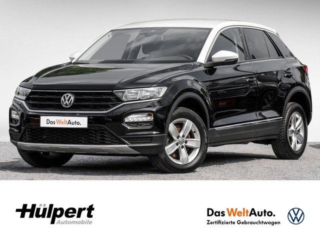 Volkswagen T-Roc 2.0 TDI IQ.DRIVE DSG NAVI CAM APP-CONN ACC ALU18, Jahr 2020, Diesel
