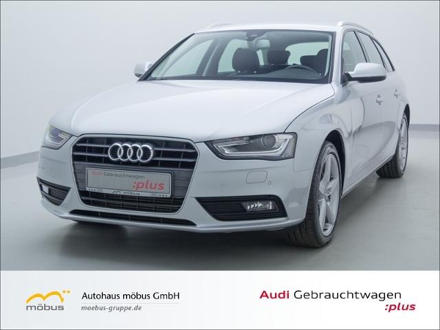 Audi A4 Avant Ambiente 2.0 TDI mulitronic, Jahr 2013, Diesel