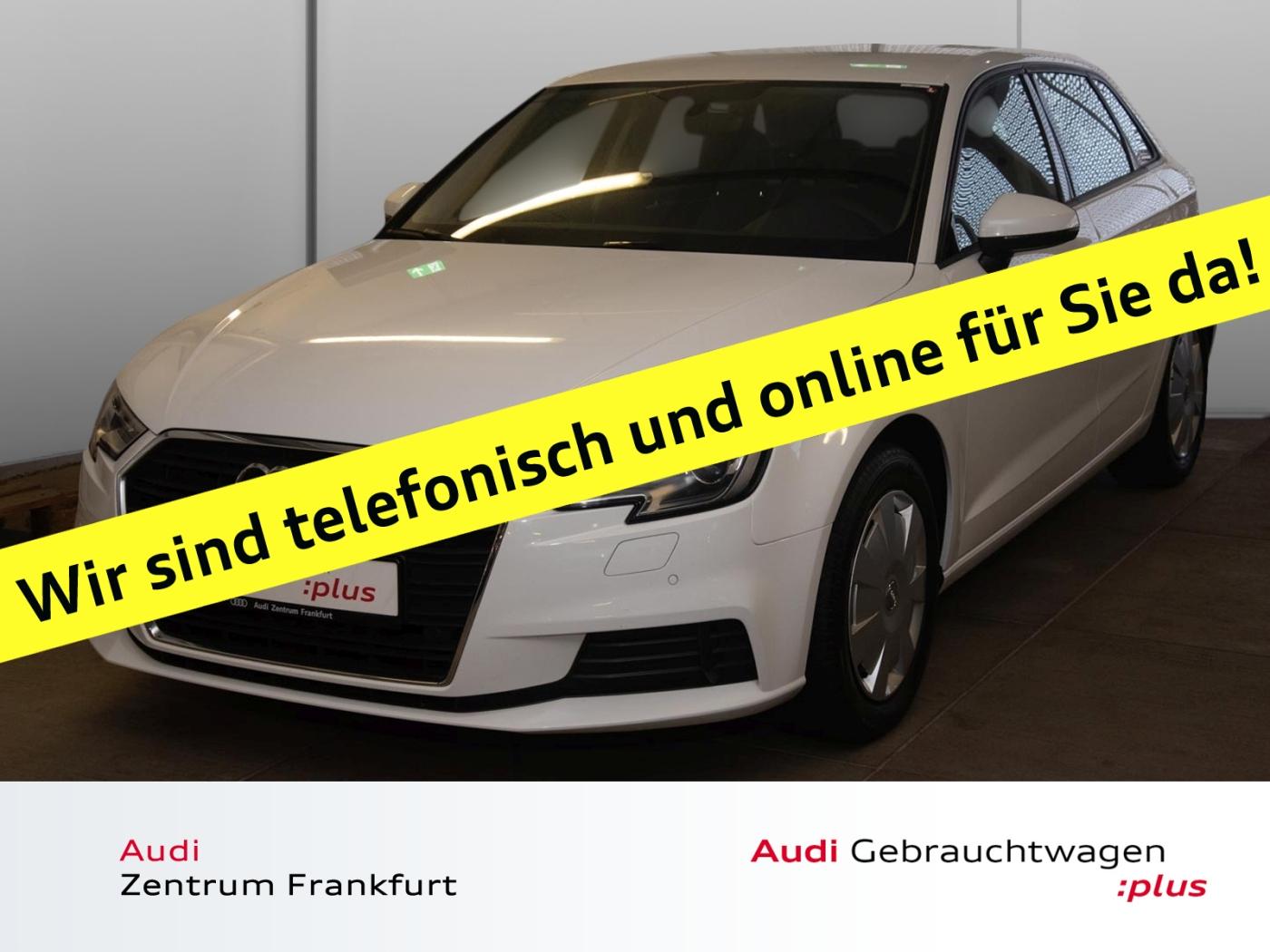 Audi A3 Sportback 2.0 TDI Navi Xenon PDC Sitzheizung, Jahr 2017, Diesel