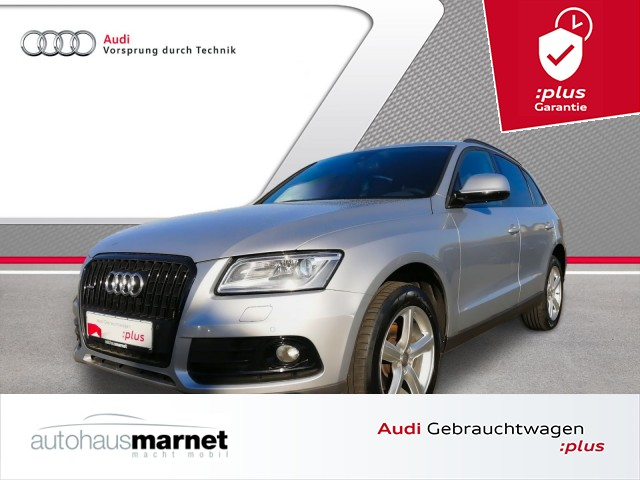 Audi Q5 2.0 TDI quattro Standheizung Xenon AHK Einparkhilfe Navi, Jahr 2015, Diesel