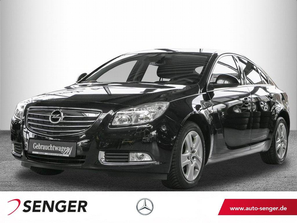 Opel INSIGNIA **Edition**Navi*Winter/Sitz/Sicht-Paket, Jahr 2013, Benzin