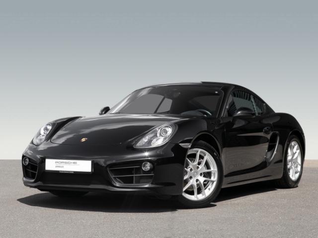 Porsche Cayman PDK Navigation Sound Package Plus, Jahr 2014, Benzin