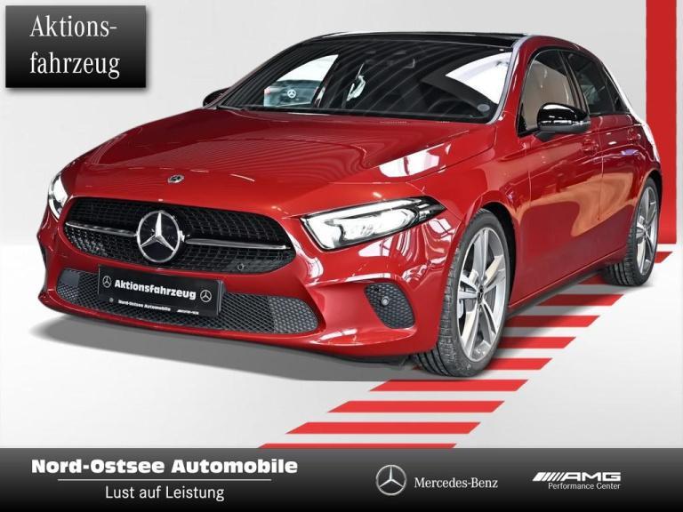 Mercedes-Benz A 200 d NIGHT PANO LED MBUX-HIGH-END SOUND, Jahr 2020, Diesel