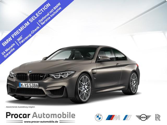BMW M4 Coupe Competition MDKG NaviProf. LED HeadUp, Jahr 2018, Benzin