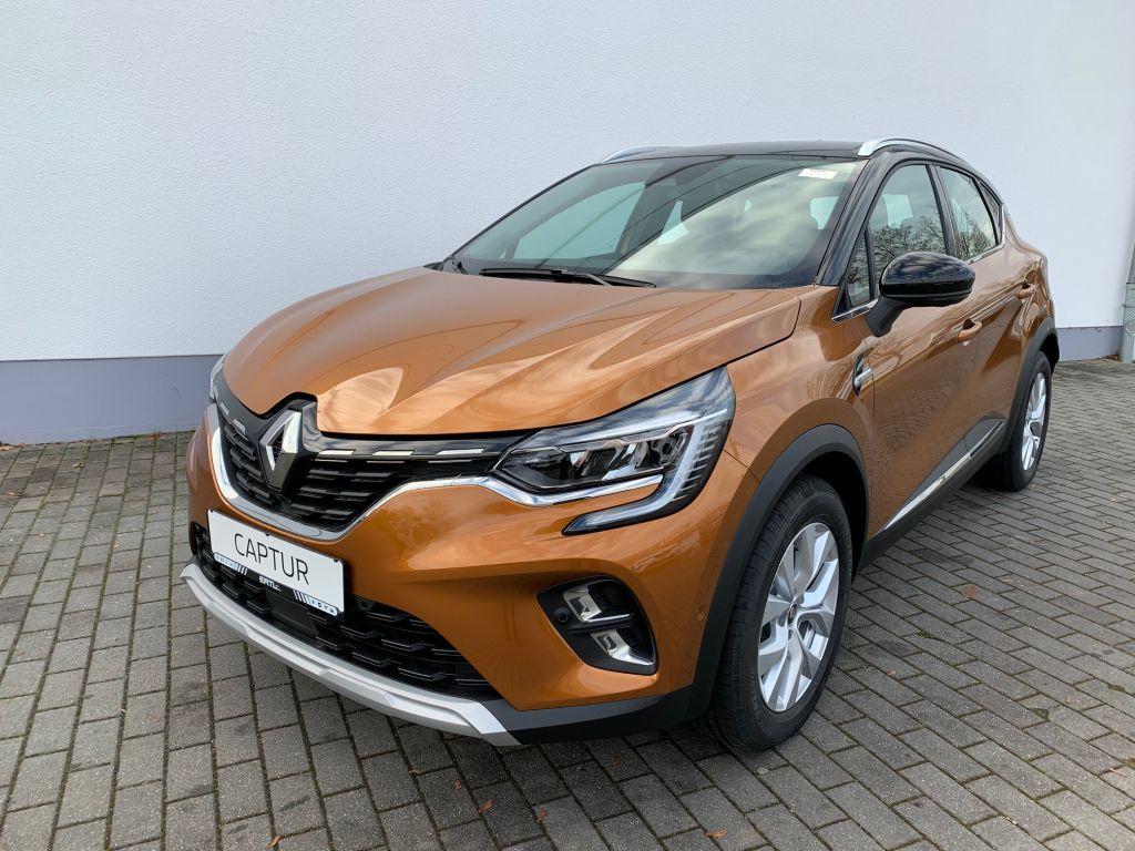 Renault Captur TCe 130 GPF INTENS, Jahr 2020, Benzin