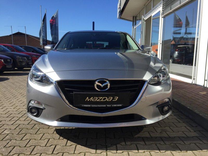 Mazda 3 SKYACTIV-G 120, Jahr 2013, other