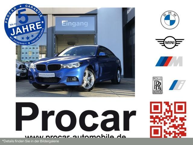 BMW 320 Gran Turismo GT xDrive M Sport HuD LED AHK Shz, Jahr 2017, Diesel