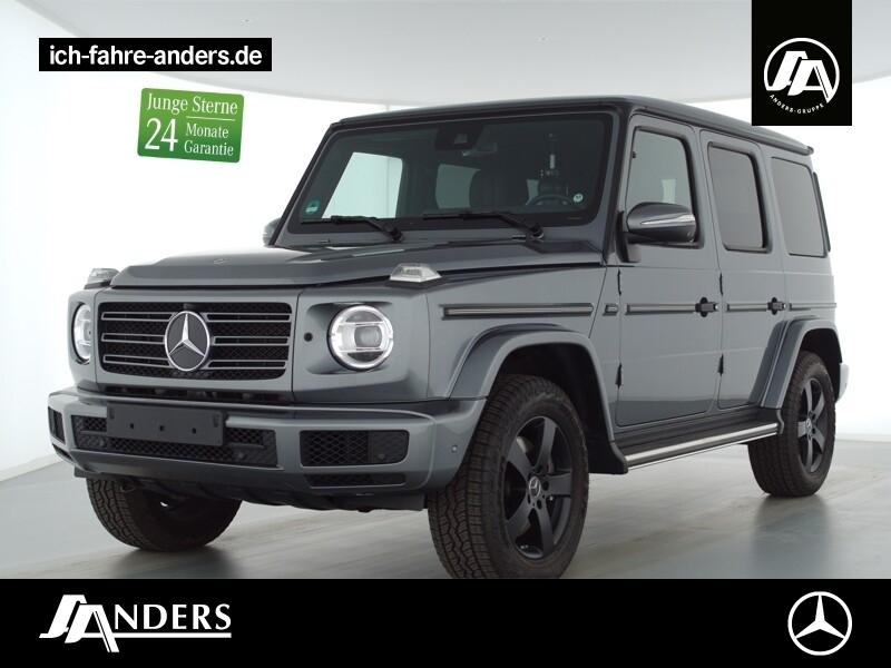 Mercedes-Benz G 350 d Distronic+SHD+Comand+AHK+LED+Kamera+Wide, Jahr 2021, Diesel