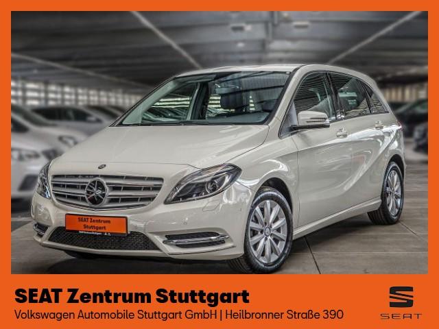 Mercedes-Benz B 180 Mercedes Benz B180 *Bi-Xenon* *Sitzheizung* *Einparkhilfekamera*, Jahr 2014, Benzin