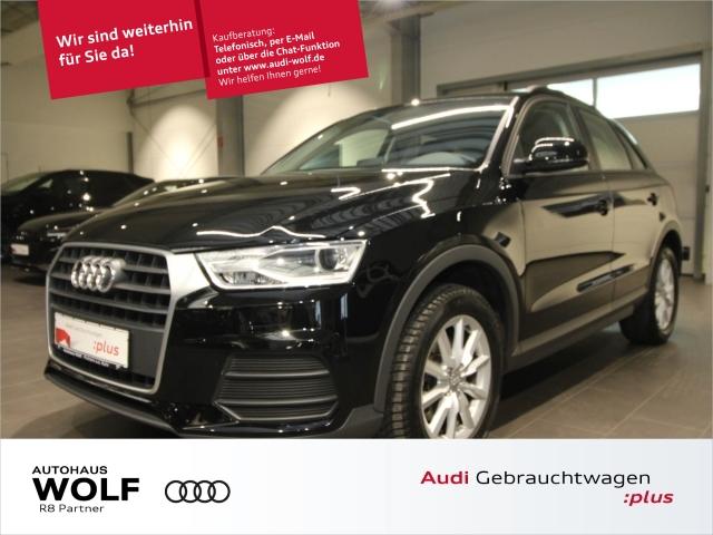 Audi Q3 1.4 TFSI cod S-tronic Navi+ Komfortschlüssel, Jahr 2017, Benzin