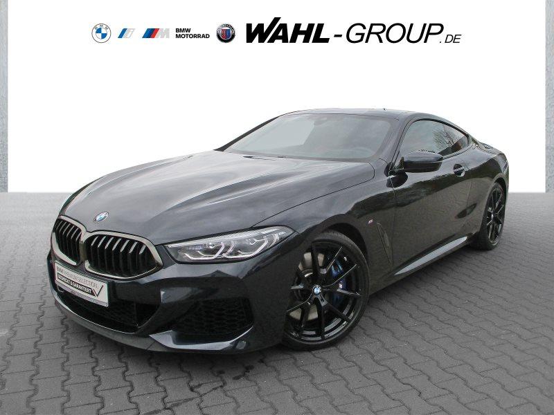 BMW M850i xDrive Coupé 20 Y-Speiche 728 Cockpit Prof., Jahr 2019, Benzin