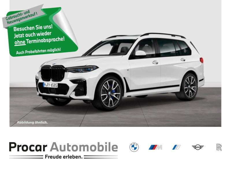 BMW X7 xDrive40d M Sport 6 Sitzer M Sportsitze, Jahr 2021, Hybrid_Diesel