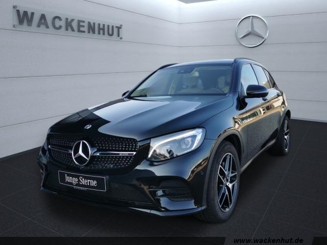 Mercedes-Benz GLC 43 AMG 4Matic Night AHK Standhzg LED ILS, Jahr 2018, Benzin